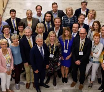 AESOR participa en la 47 Asamblea General de EFOSA