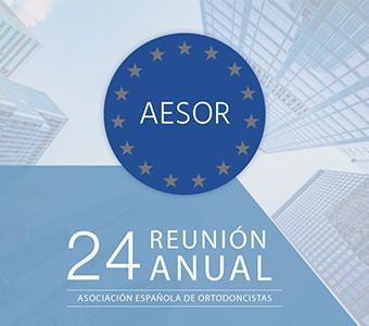 Ya tenemos fecha para la 24 Reunión Anual de AESOR. ¡Descubre nuestro programa!