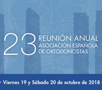 23 Reunión Anual de AESOR: ¡Te presentamos el programa de este año!