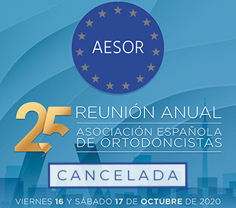 25 Reunión Anual de AESOR. ¡Celebra con nosotros el 25 aniversario de la Asociación!